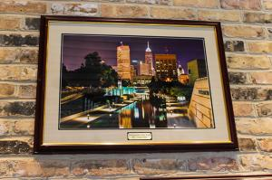 Photographer Gregory Ballos Has Local Indianapolis Artwork On Display